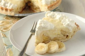Banana cream pie by food.com