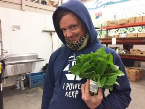 fresh food, local food, seattle, ballard, organic produce, organic food delivery, spanich, artichokes, new roots organics