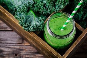 Winter Greens Smoothie