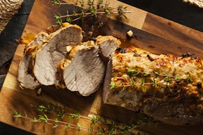 Citrus-Grilled Pork Tenderloin