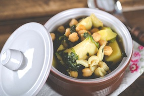 Chickpea and Winter Vegetable Stew