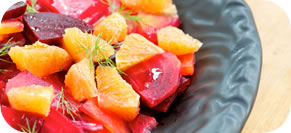 Orange, Beet and Fennel Salad