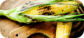 Roasted Corn Guacamole