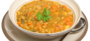 Root Vegetable Mulligatawny