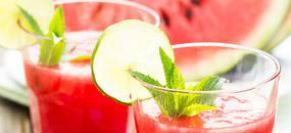 Watermelon Tequilia Cocktails